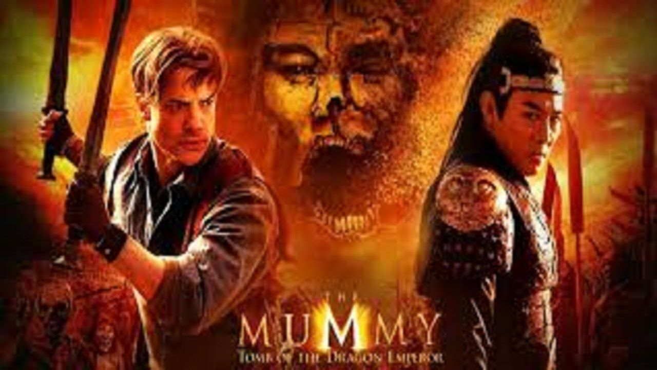 The Mummy Tomb Of The Dragon Emperor 2008 Brendan Fraser Jet Li Great Movies To Watch Action Adventure Movies Movie Posters