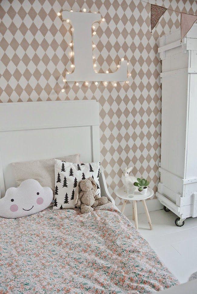 2 habitaciones 1 color: ROSA PASTEL | Decorar tu casa es facilisimo.com