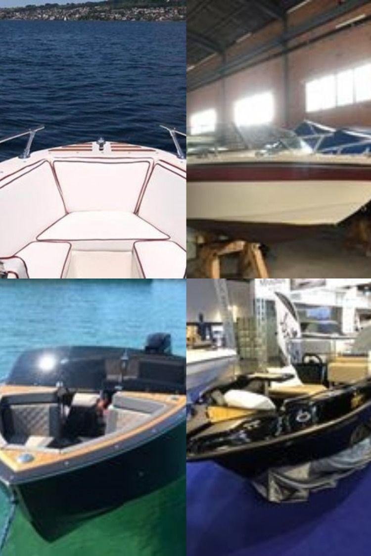 Pin Auf Gebraucht Boote Caminadawerft
