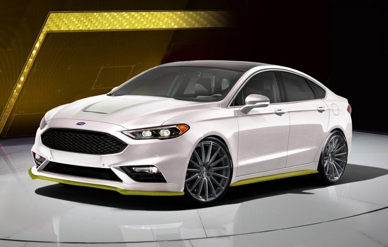 سياره فورد فيوجن 2018 الجديده صور وكماليات New cars for