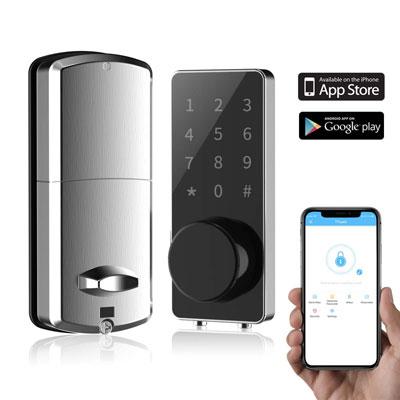 Top 10 Best Smart Deadbolt Lock In 2020 Reviews Best10selling Entry Door Locks Smart Deadbolt Smart Door Locks