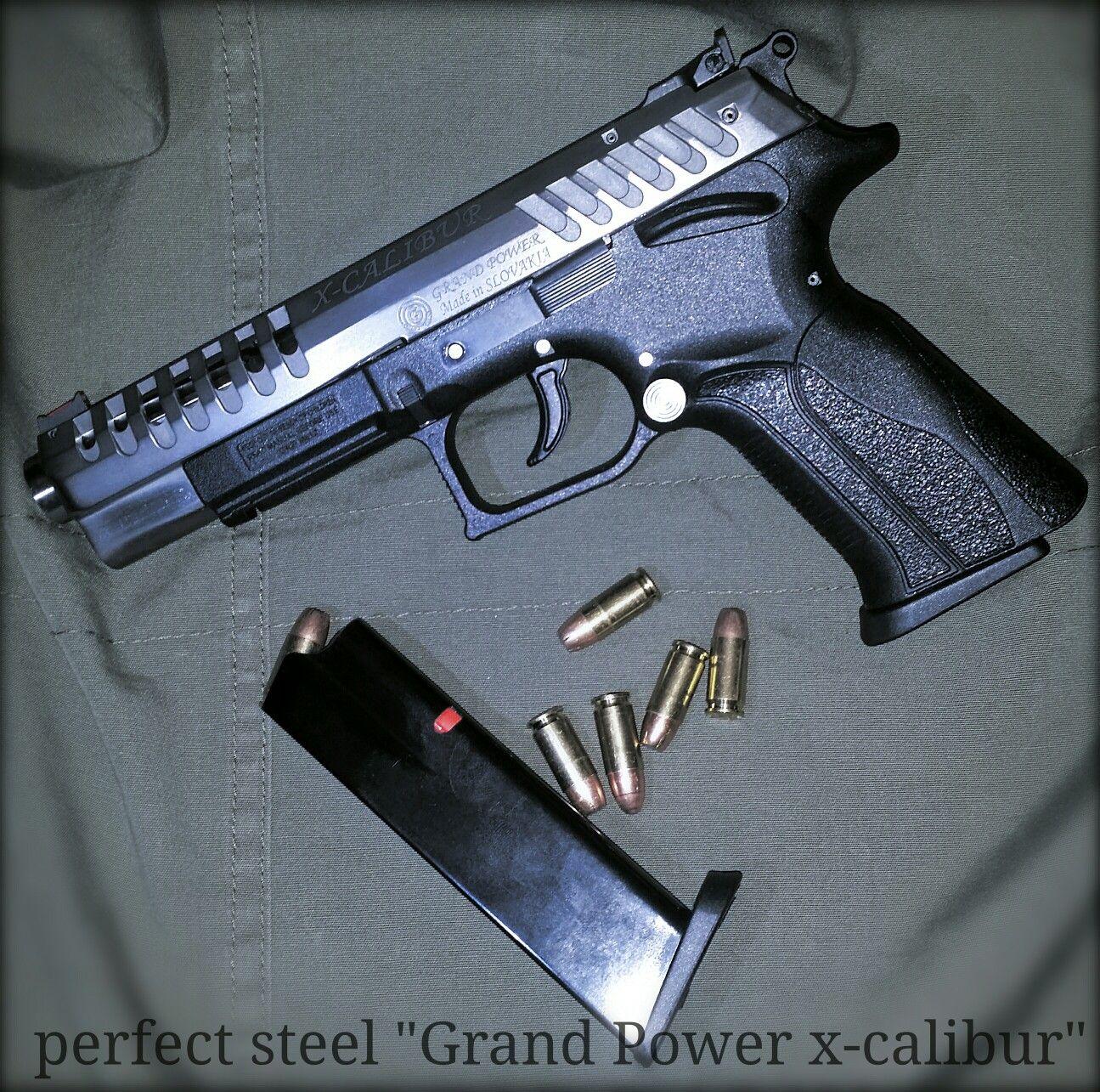 Pistol TT - power, chained to steel 43