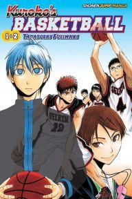 Kuroko's Basketball Vol 1 & 2 byTadatoshi Fujimaki. - A book with pictures