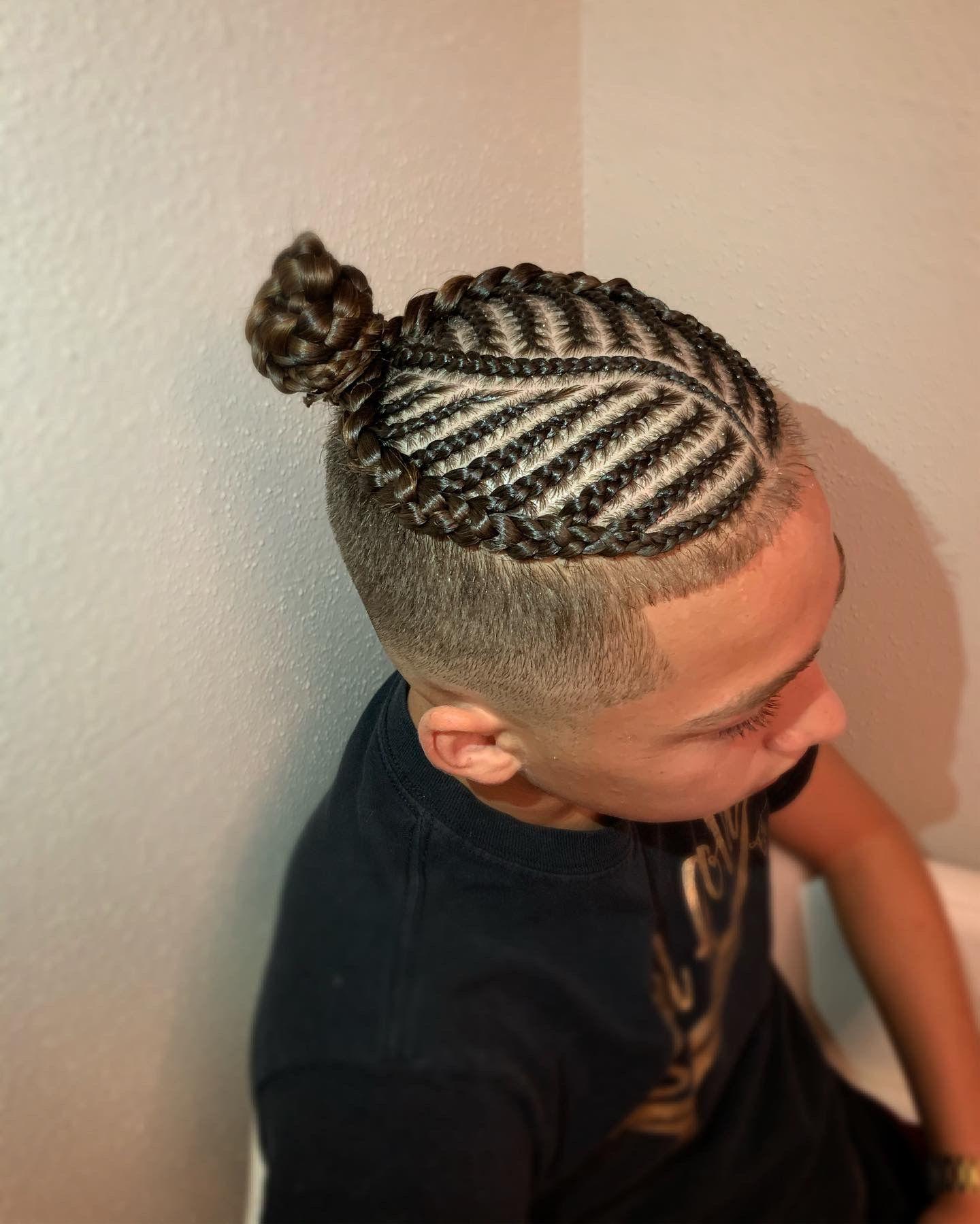 Braids In 2021 Hair Twist Styles Boy Braids Hairstyles Mens Braids Hairstyles