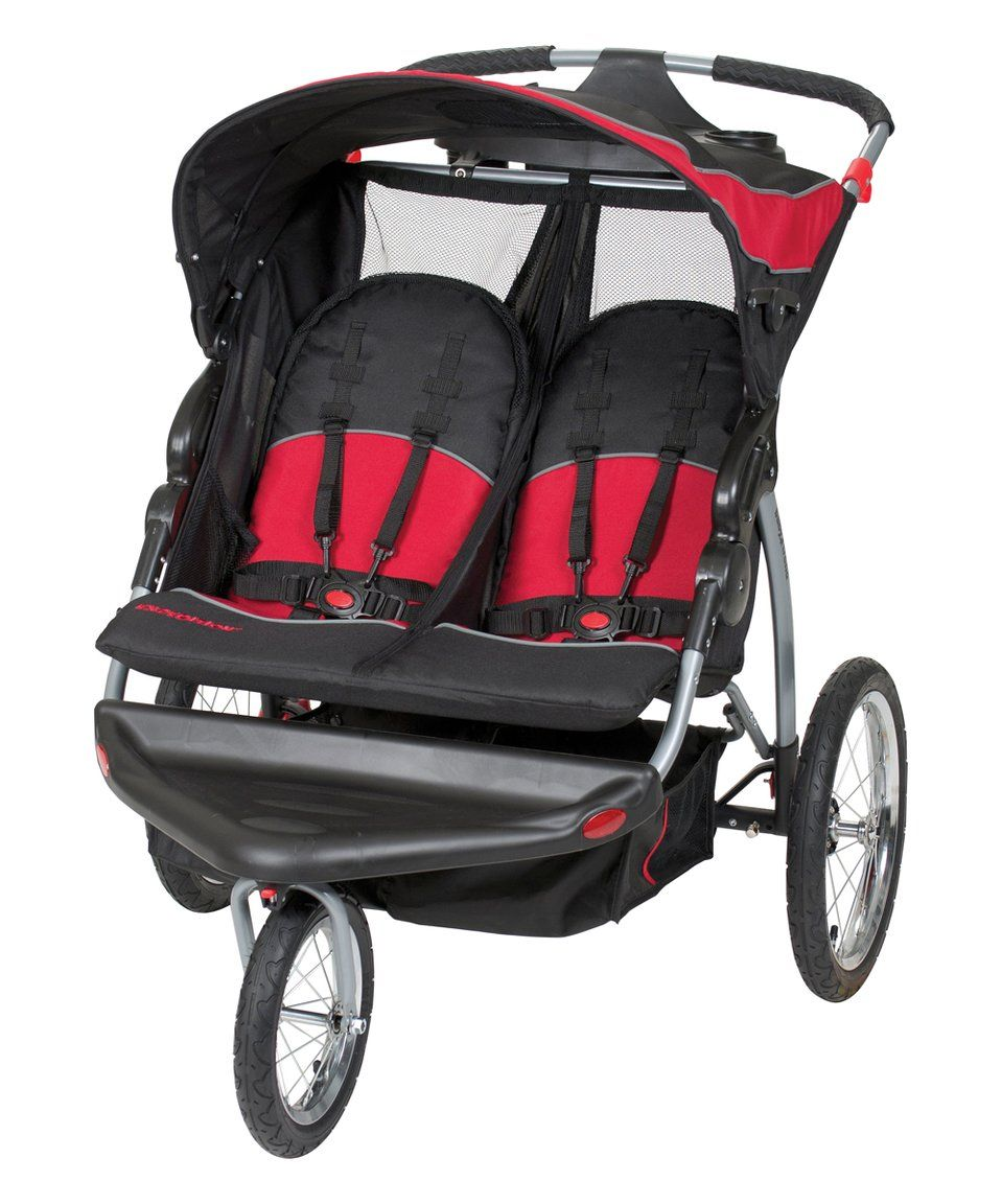 Take a look at this Centennial Expedition Double Jogger