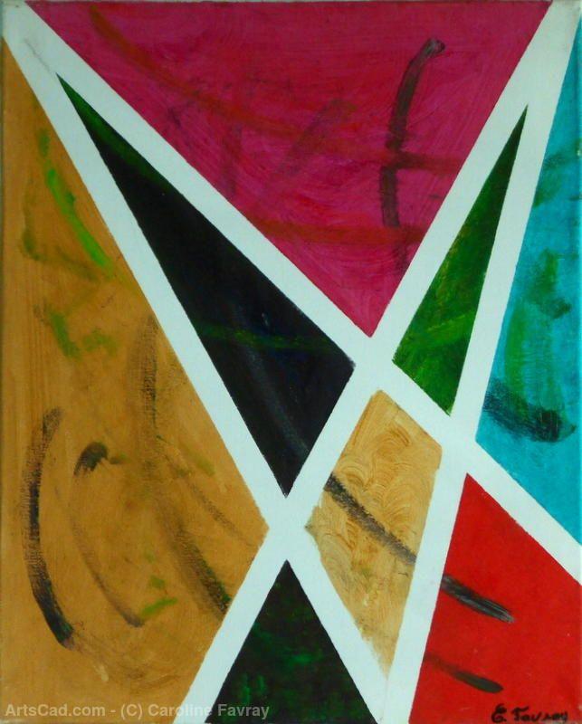 Artwork >> Caroline Favray >> Skews