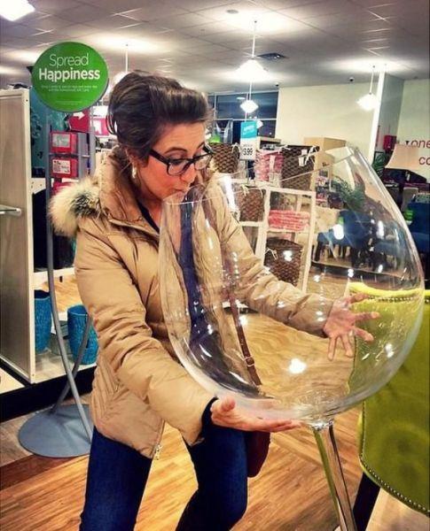 Verre vin g ant on m 39 a dit de boire uniquement une dose - Boire une coupe de champagne enceinte ...