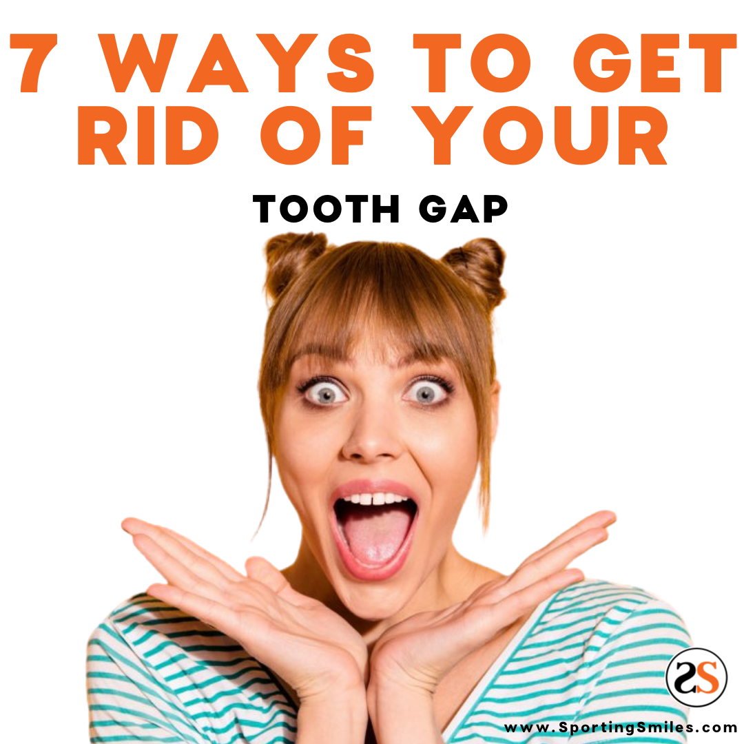7 Ways to Get Rid of Your Tooth Gap SportingSmiles in