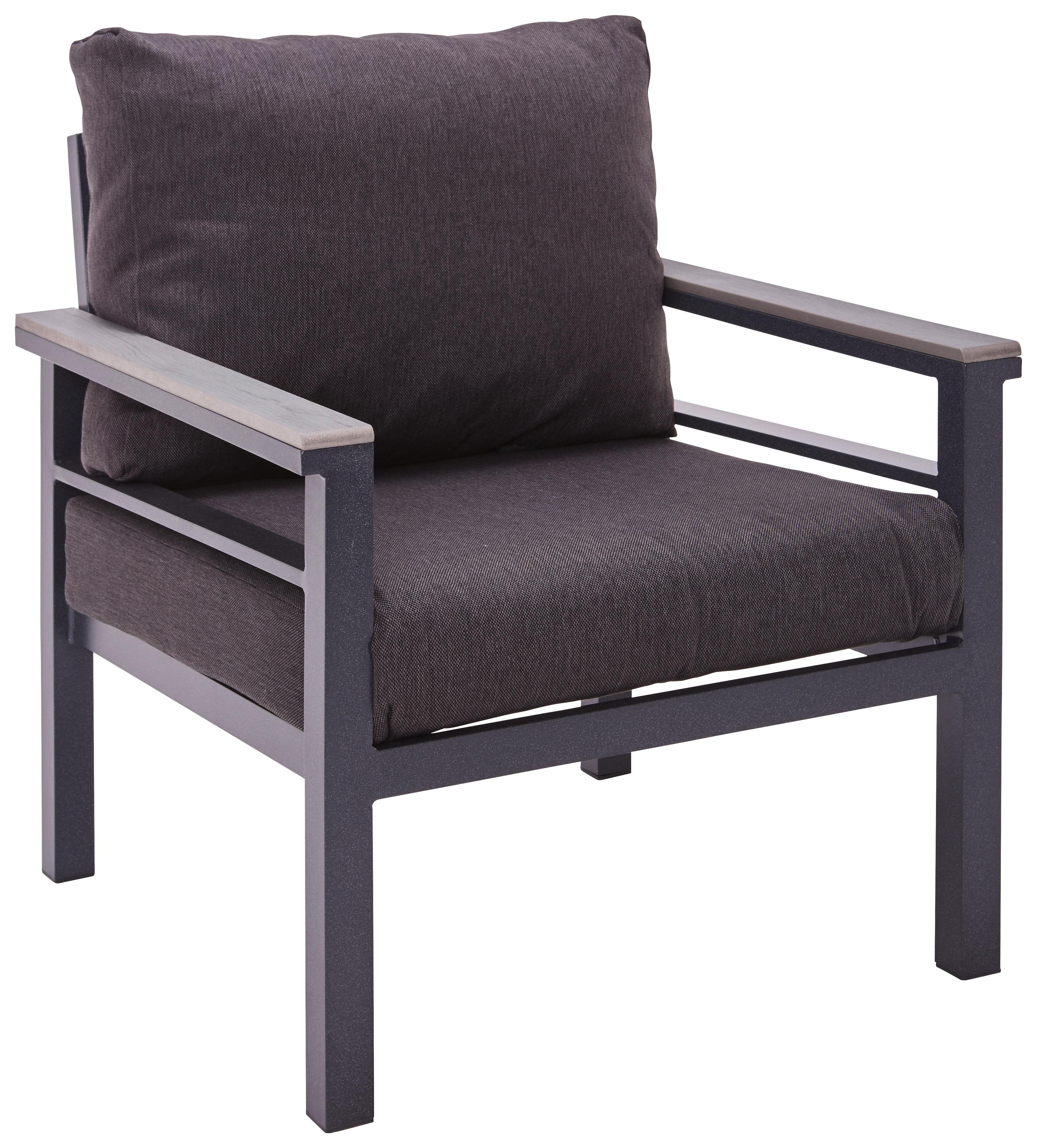 Loungesessel Aus Aluminium Mit Kissen Entdecken Lounge Sessel Sessel Lounge