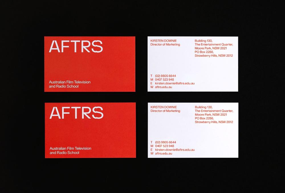 Australian Film Television and Radio School Visual
