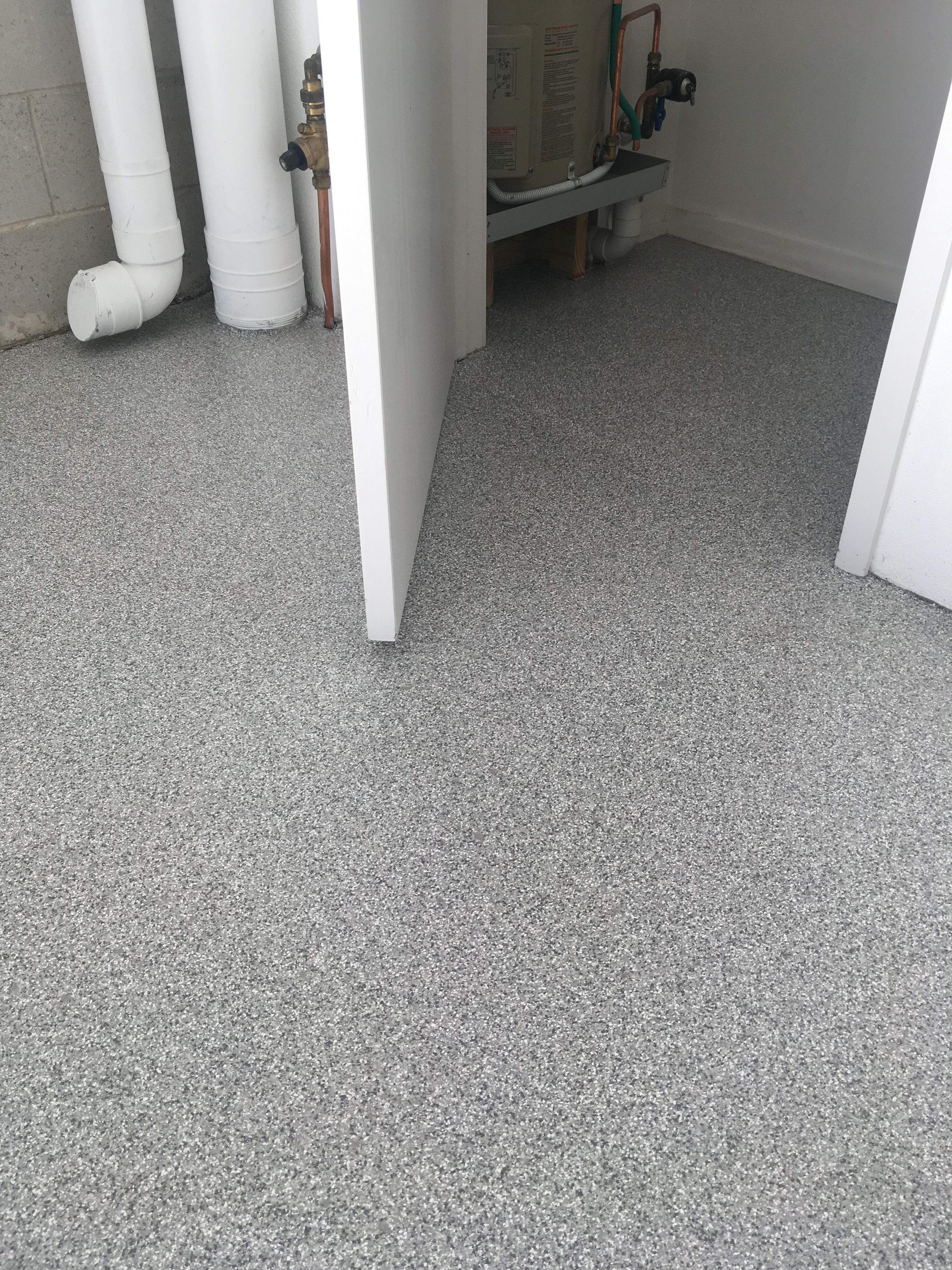Epoxy Flooring By The Garage Floor Co At Noosa This