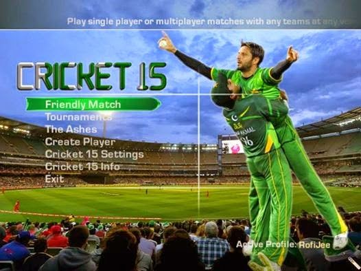 cricket games for pc free download full version 2015