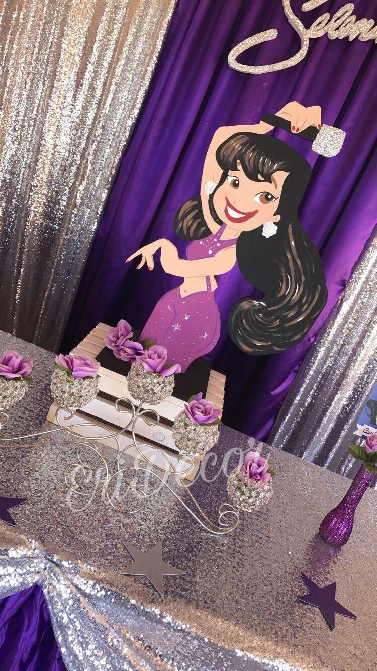 Selena Themed Birthday Selena quintanilla birthday, Girl