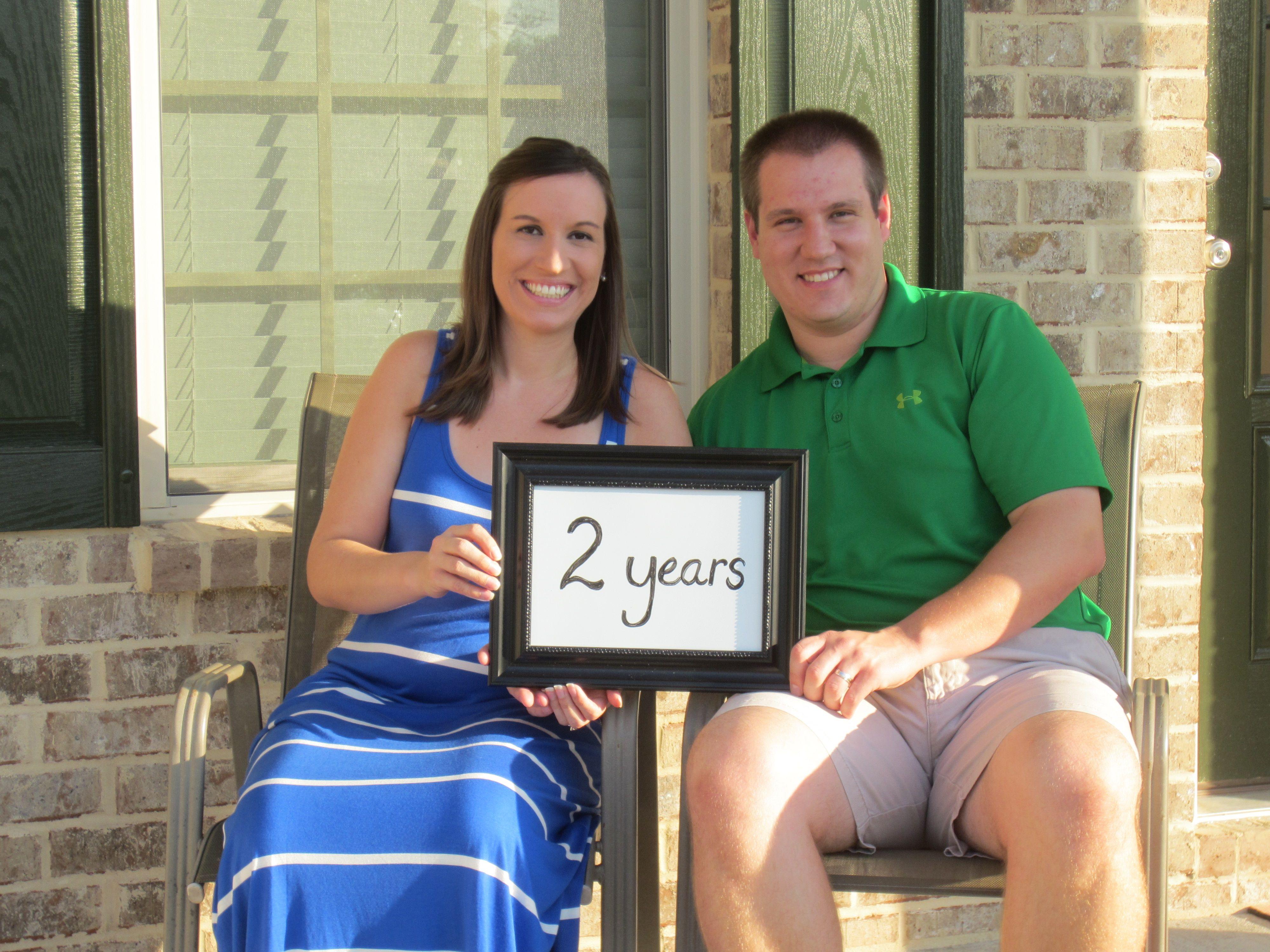 Happy 2 Year Anniversary!