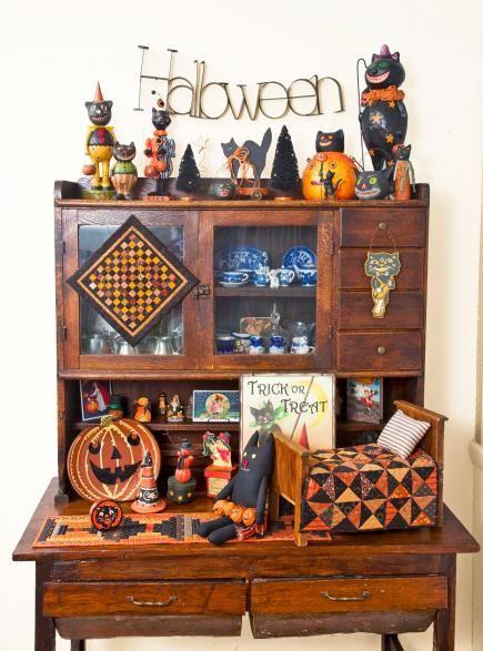30 Halloween Decorating Ideas Pinterest Halloween stuff