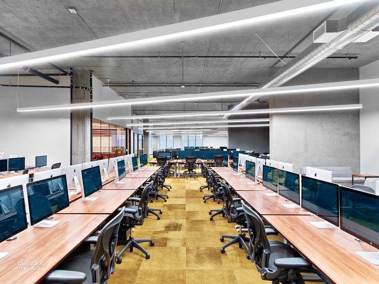Dropbox Headquarters by Rapt Studio Perfectly Captures Company