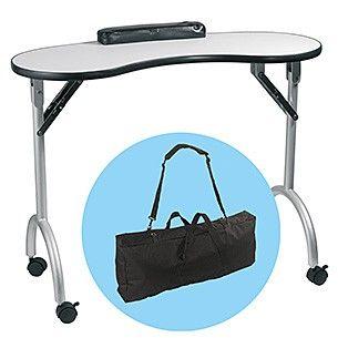 Table Manucure Pliante Table Manucure Manucure Table Pliante