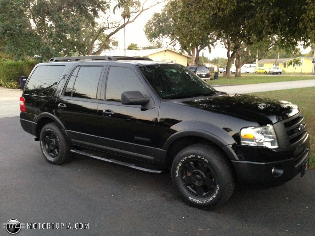 Photo Of A 2007 Ford Expedition Eddie Bauer The Truck Ford