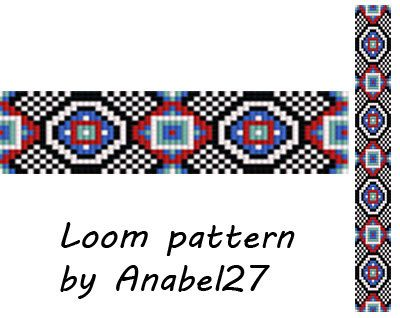 Image Result For Easy Bead Loom Patterns Loom Patterns Pinterest Fascinating Bead Loom Patterns For Beginners