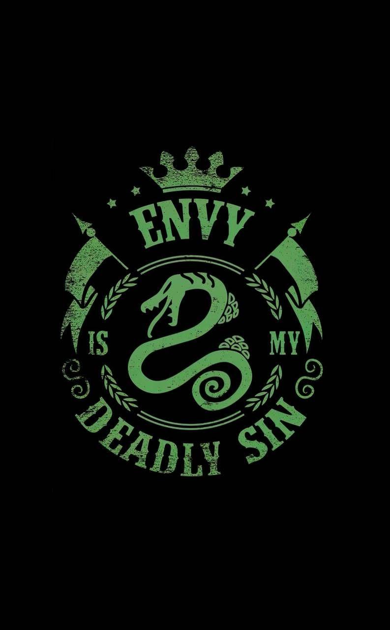 Envy Deadly Sin wallpaper by RoyLara16 - f589 - Free on ZEDGE™