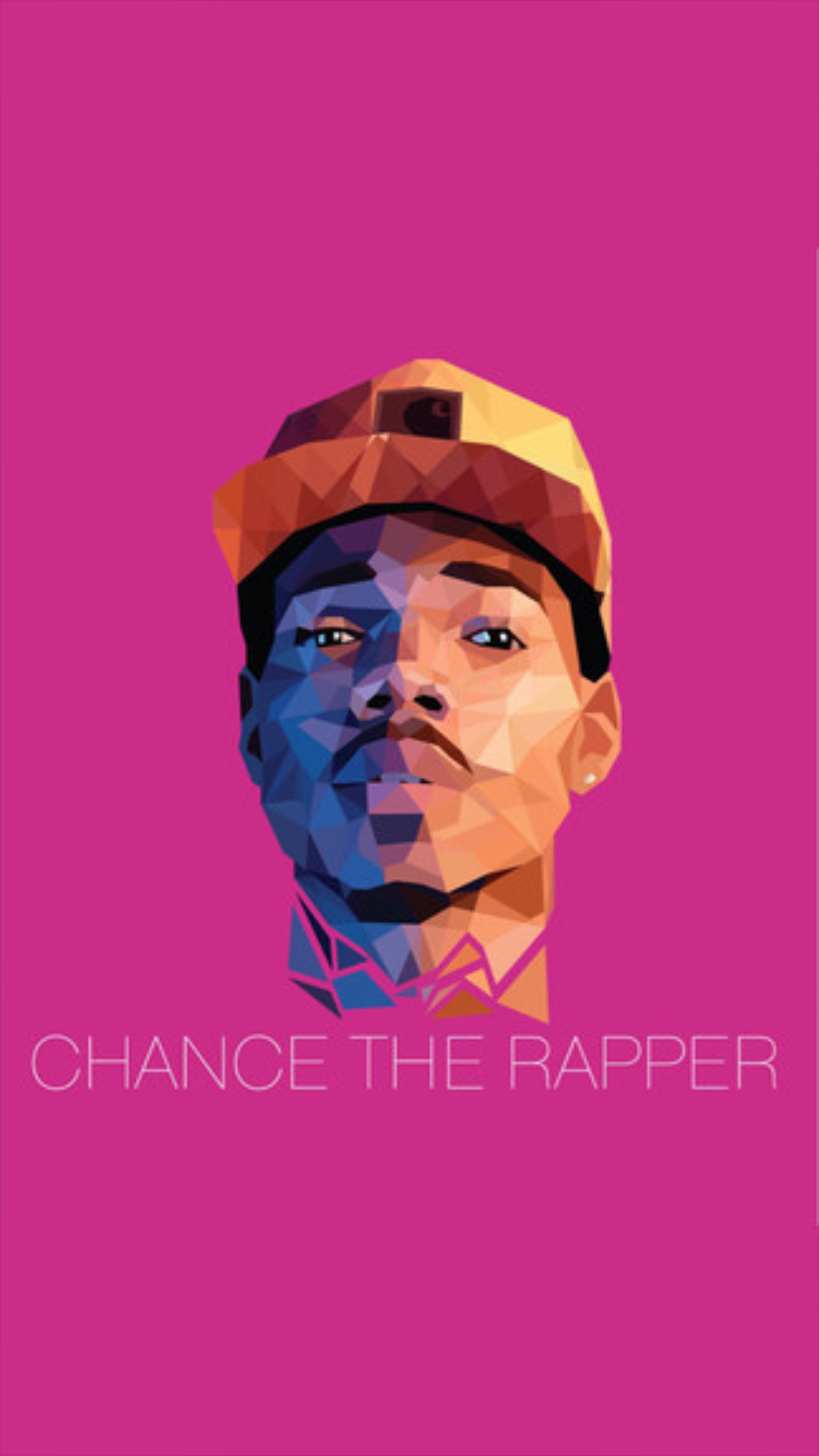 Pin By Kerrington Mcelroy On Wallpaper Chance The Rapper Wallpaper Chance The Rapper Art Chance The Rapper