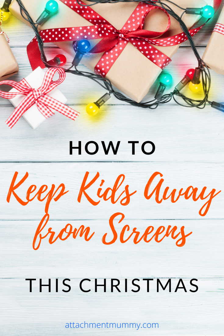 How to Keep Kids Away from Screens this Christmas #Christmas #Christmasgiftideas #Christmasshopping