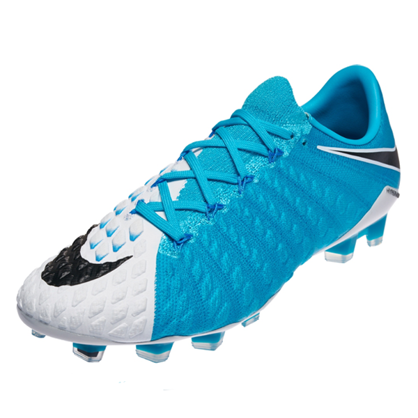 new concept 3c680 58cfb Nike Hypervenom Phantom III FG (Photo Blue White)