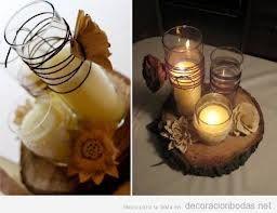 decoracion altar velas flores - Buscar con Google