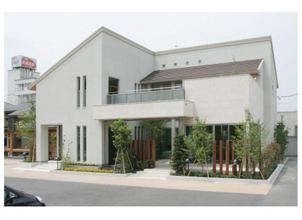 積水ハウス シャーウッド 洋風 グラヴィスヴィラ 住宅 外観