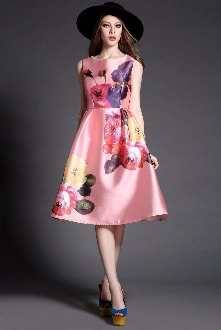 ae5268b6c45e Latest Designer Pink Color Indo Western Dress. Find this Pin and more on One  Piece Dresses ...
