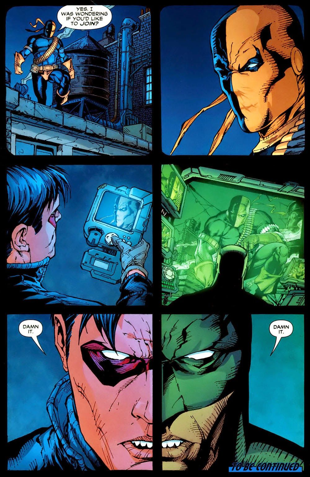 batman under the hood 09 viewcomic reading comics online