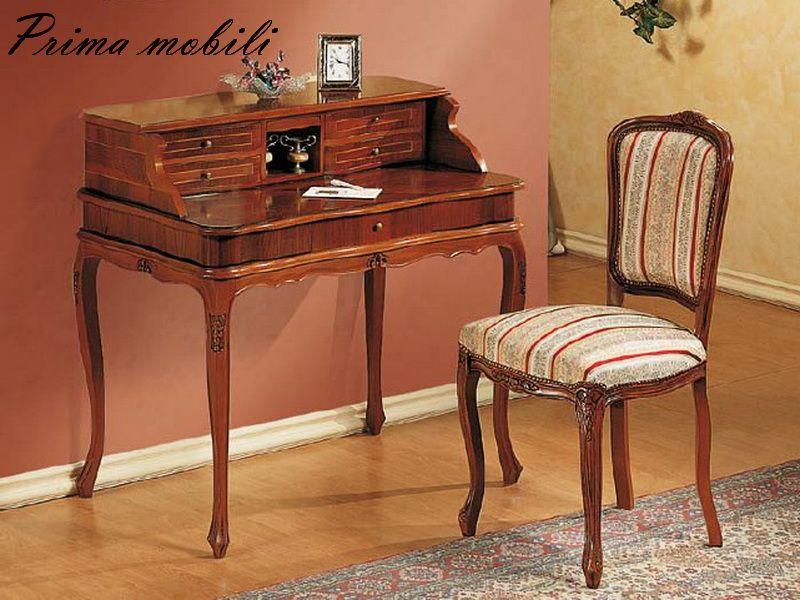 157 классический письменный стол из Италии фабрики Scappini