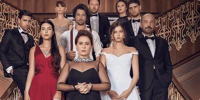 مسلسل فضيلة و بناتها مترجم للعربية الحلقة 1 مسلسلات Bridesmaid Dresses Vogue Men Wedding Dresses