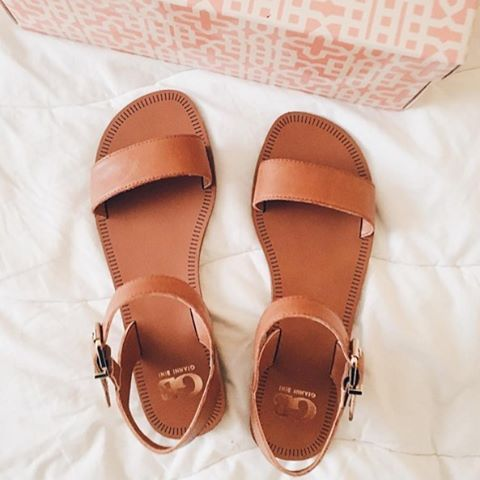 GB Karry-On Banded Flat Sandals Syyr9mG0zl