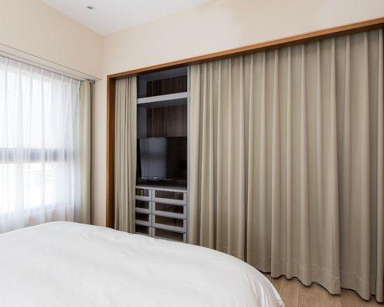 17 Best images about Closet Curtains on Pinterest | Sliding closet ...