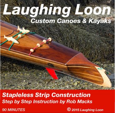 Laughing Loon Aleut Paddles, Greenland Paddles, Euro Paddles, Paddle Plans, skeg plans, hats Videos/ T shirts / etc.