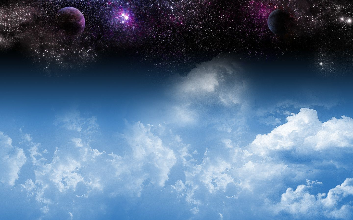 Space space and clouds category fantasy size 1440 x 900 - Final space wallpaper ...
