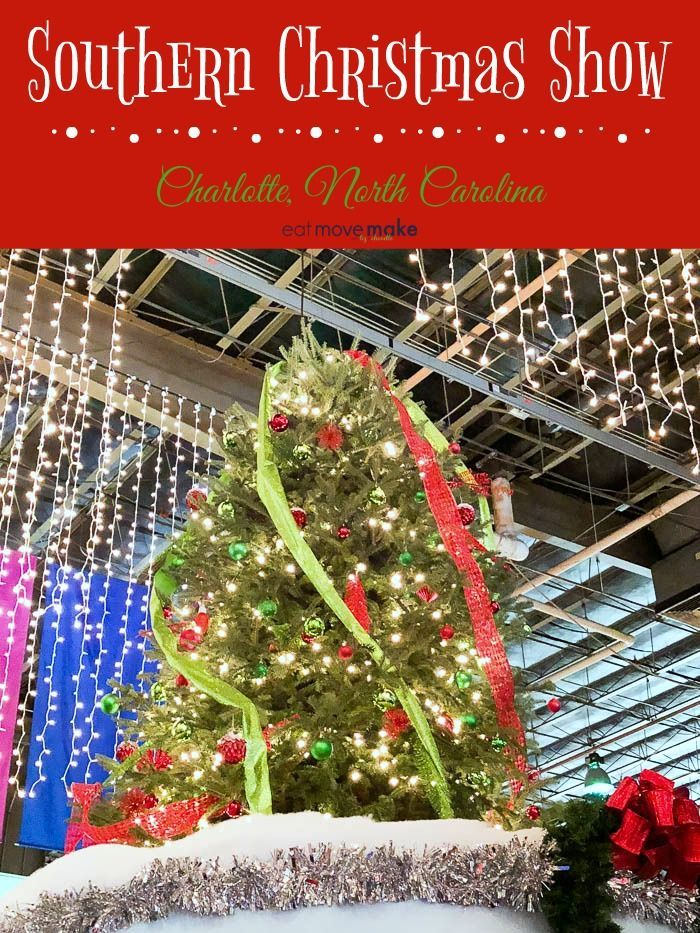 southern christmas show charlotte nc usa kicks off the holidays in november with 12 days of christmas merriment under one giant roof
