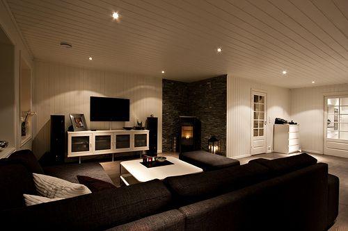 ceiling possibility basement ideas decoraci n hogar cine en rh pinterest cl