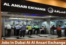 Jobs In Dubai At Al Ansari Exchange Company Job Job Opening Dubai