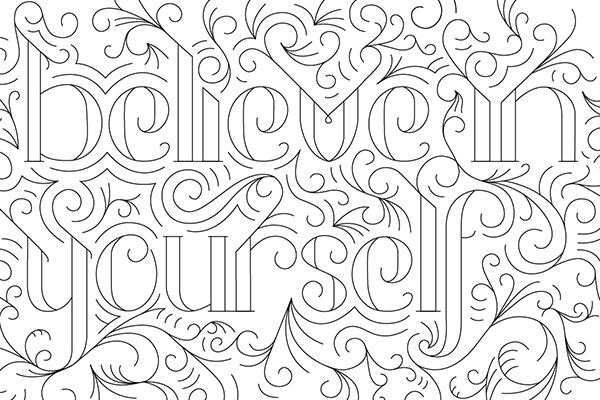 Lettering: Learn To Draw Illustrative Words