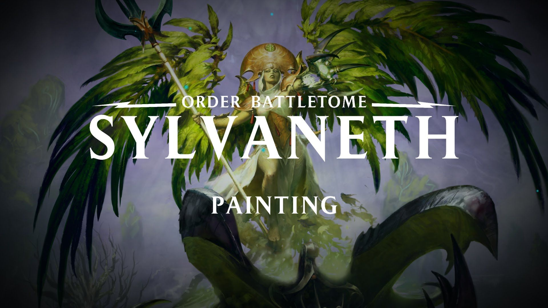 Order Battletome: Sylvaneth - Painting | WARGAMES | Painting