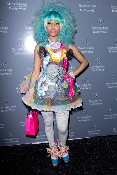 Nicki Minaj Japanese Fashion Pinterest Nicki minaj, Betsey - nicki minaj halloween ideas