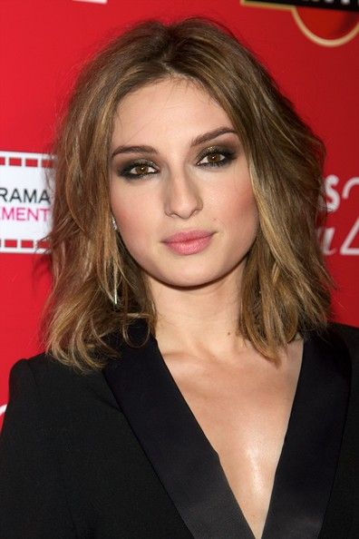 Maria Valverde Photos Fotogramas Awards 2013 Square Face Hairstyles Haircut For Square Face Shag Hairstyles