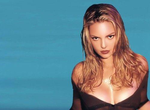 Kathrine heigl breasts