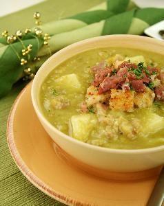 The Advantages of Split Pea Soup