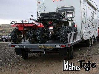 Idaho Tote Idaho Tote Dolly Tow Your Atv Motorcycle Golf Cart
