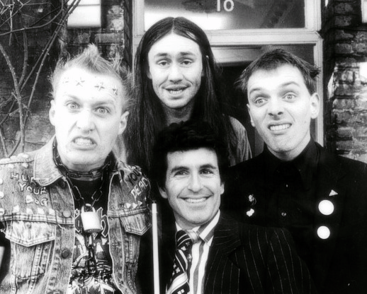 On the set of The Young Ones - Episode Boring | Young