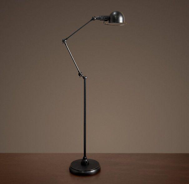 Atelier LampFloor Task hardware lampRestoration Floor q5c3AjR4L