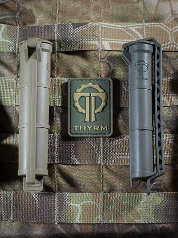 Thyrm CellVault Battery Storage Waterproof Case Camping Military Survival Gear